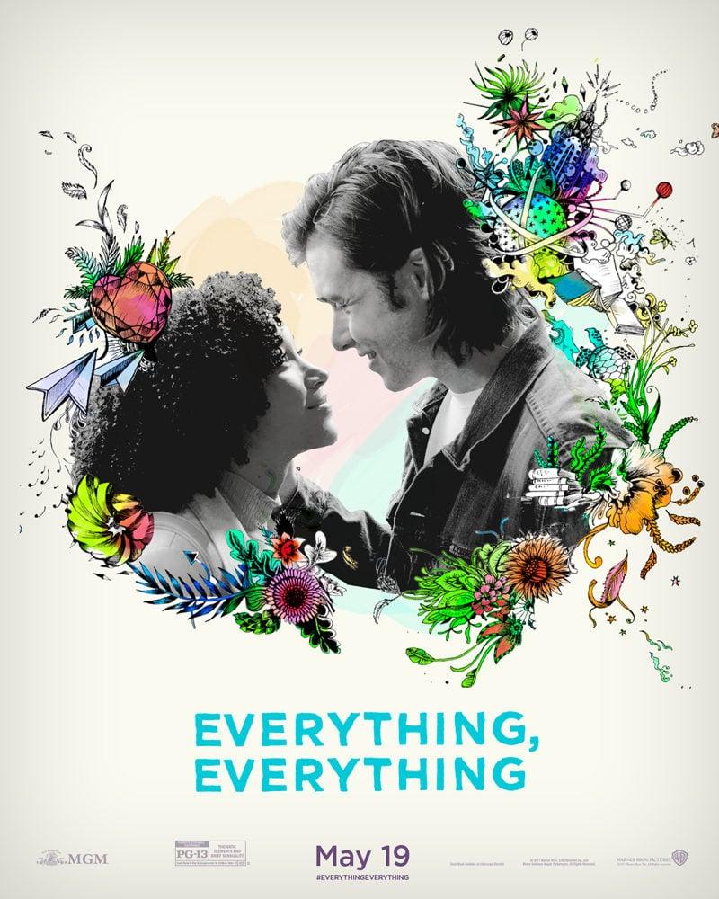 Póster de la película 'Everything, Everything'