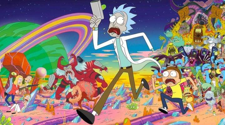 Rick y Morty\': Las mejores escenas de la serie de animación del ...