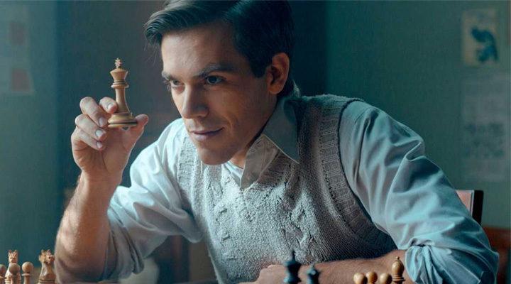 Marc Clotet en 'El jugador de ajedrez'