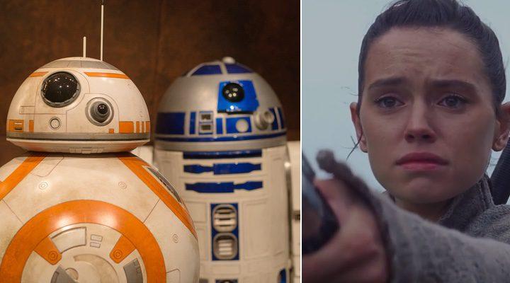 'Star Wars': El director de 'Los Últimos Jedi' pidió que se cambiase cierto detalle del final de 'El despertar de la fuerza'