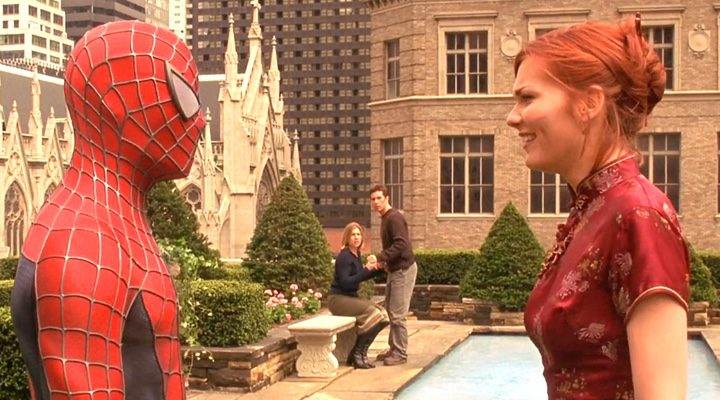 Spider-Man y Mary Jane