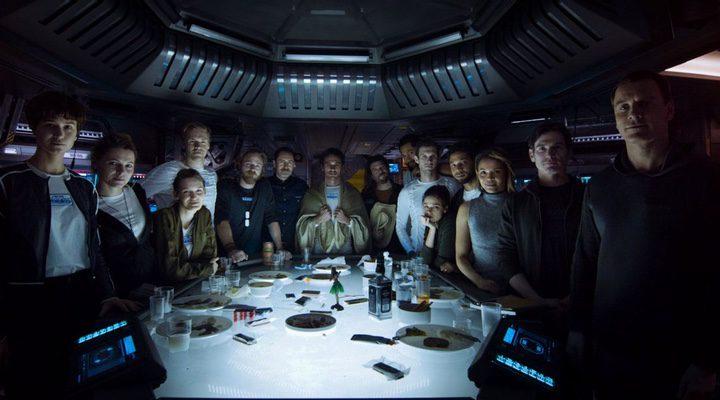Casting de 'Alien: Covenant'