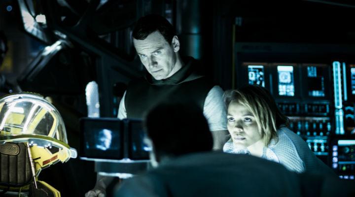 Walter, el nuevo androide de Michael Fassbender en 'Alien: Covenant'