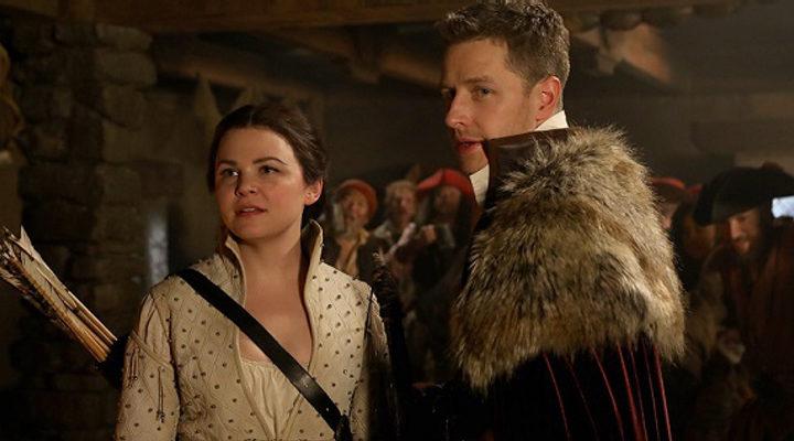 Blancanieves y Príncipe Encantador, 'Once Upon a Time'