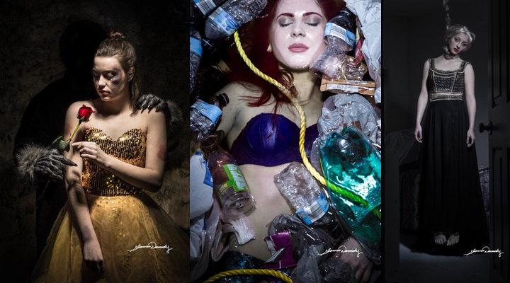 Princesas Disney de Shannon Dermody