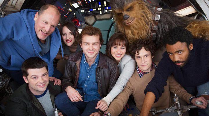 El reparto principal del nuevo spin-off de Han Solo