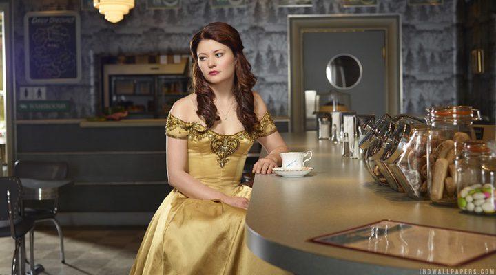 Bella despedida de Emilie de Ravin de 'Erase una vez'
