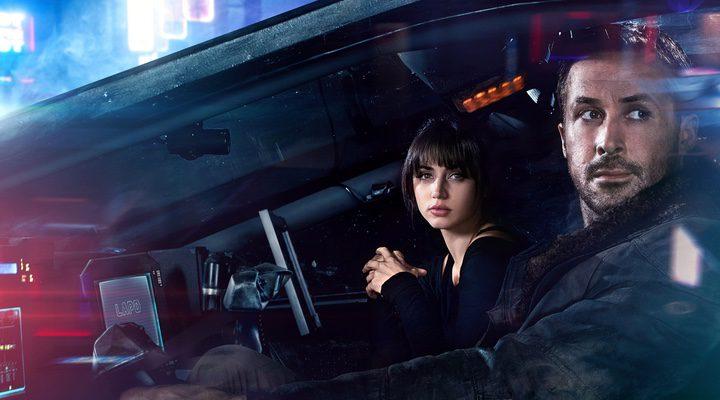 Ryan Gosling y Ana de Armas en 'Blade Runner 2049'