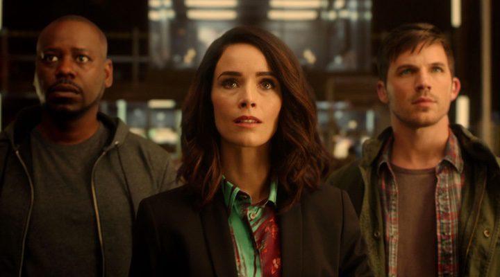 'Timeless', la serie de NBC que podría haber plagiado a 'El Ministerio del Tiempo', ha sido descancelada