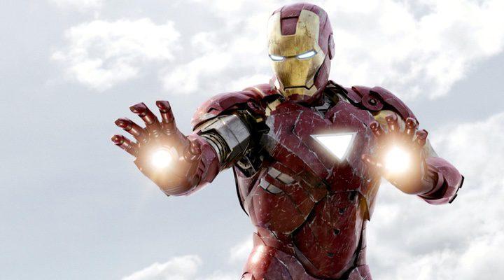 Armadura de Iron Man/Tony Stark