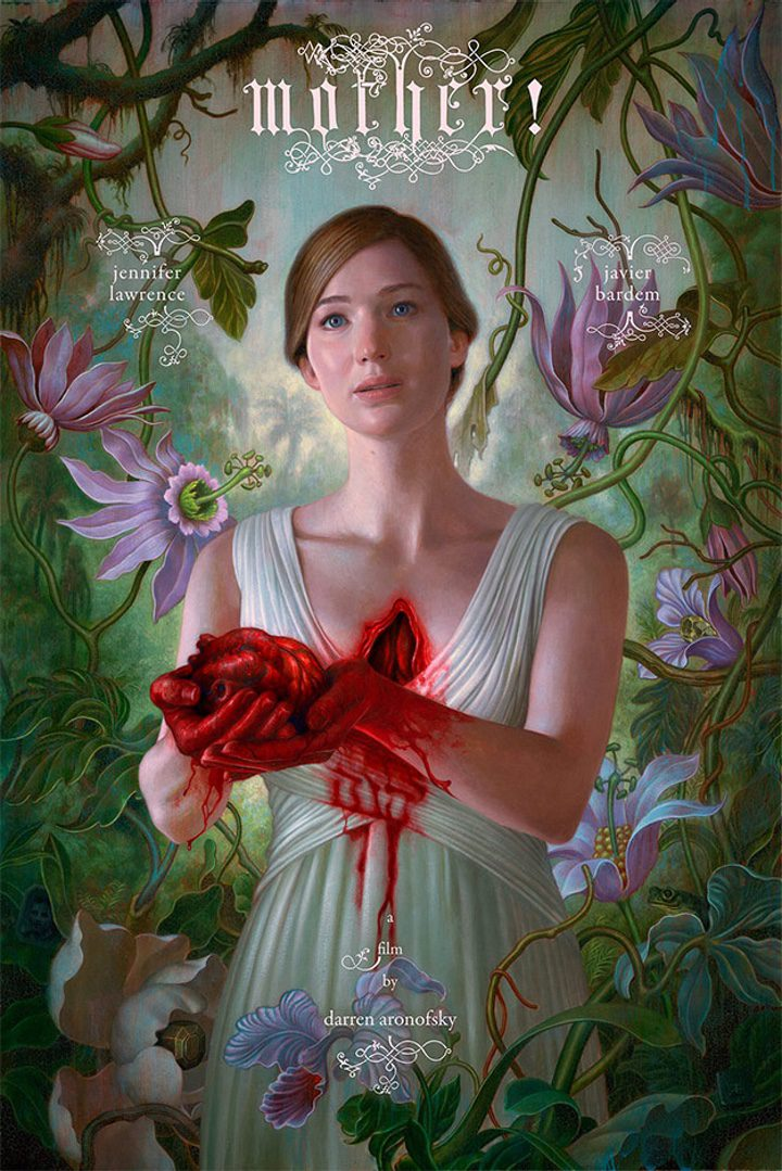 Cartel de 'Mother!'