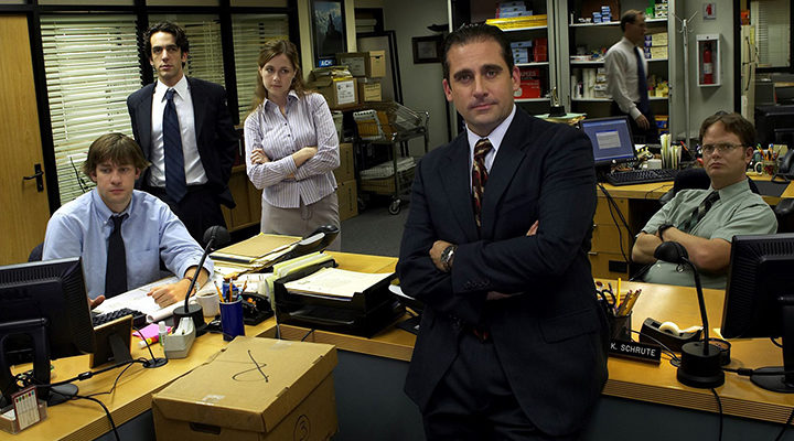 Reparto de 'The Office'
