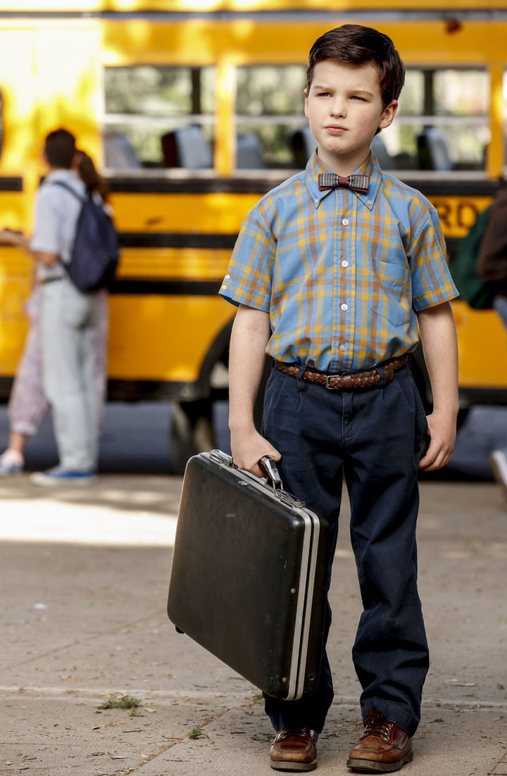 'Young Sheldon' 2