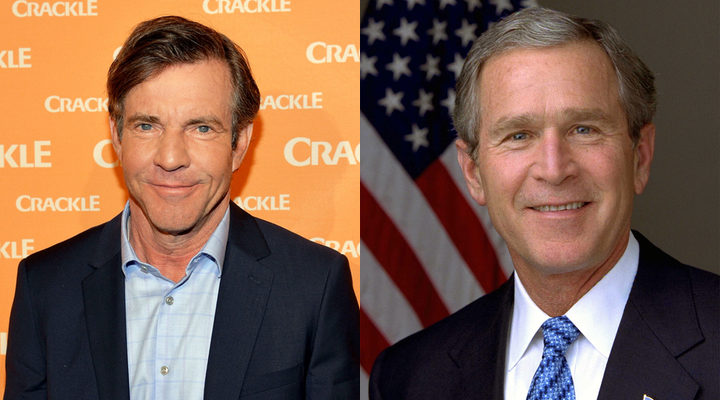 'Katrina: American Crime Story': Dennis Quaid interpretará al presidente George W. Bush