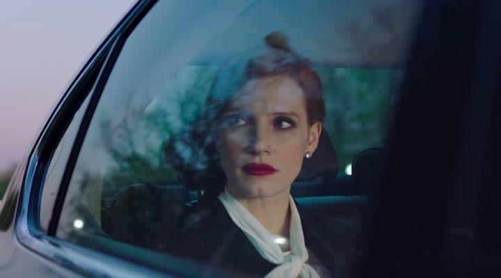 Jessica Chastain en 'El caso Sloane'