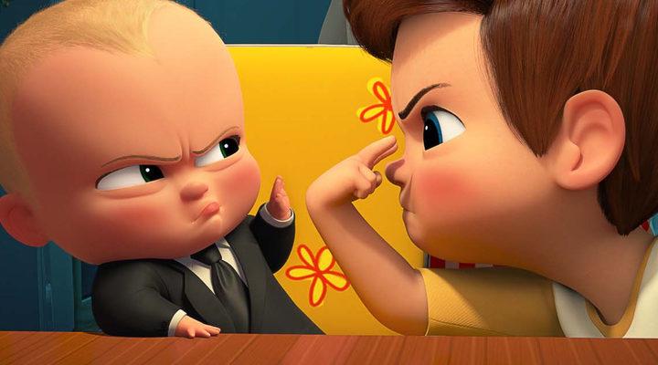 'El bebé jefazo'