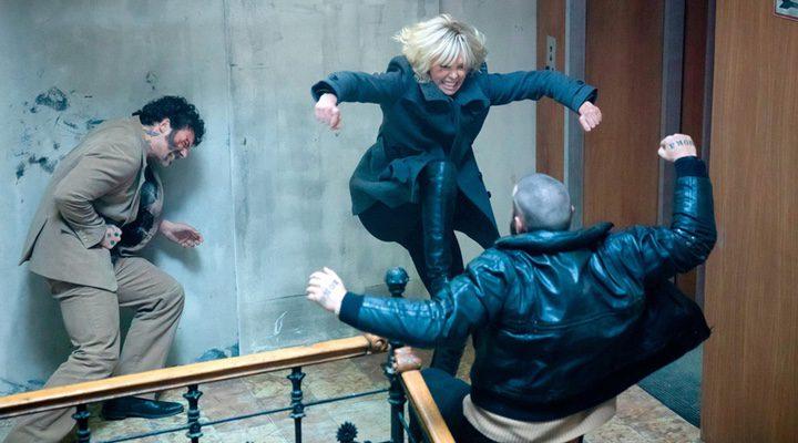 Charlize Theron en 'Atómica'