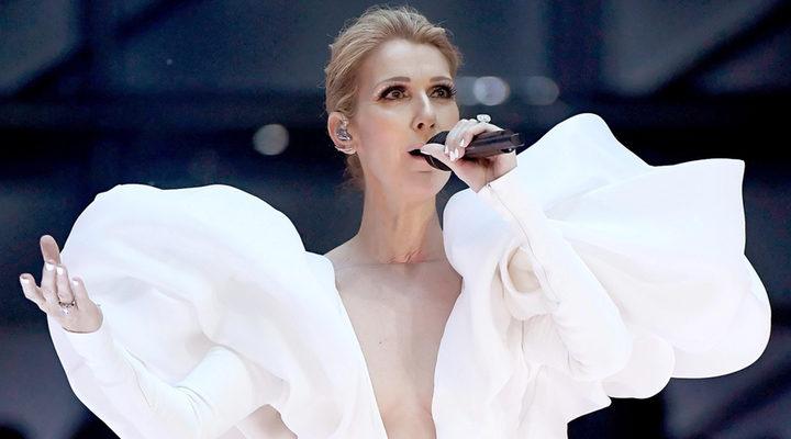 Céline Dion en los Billboard Music Awards 2017