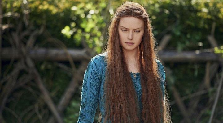 Daisy Ridley como 'Ofelia'