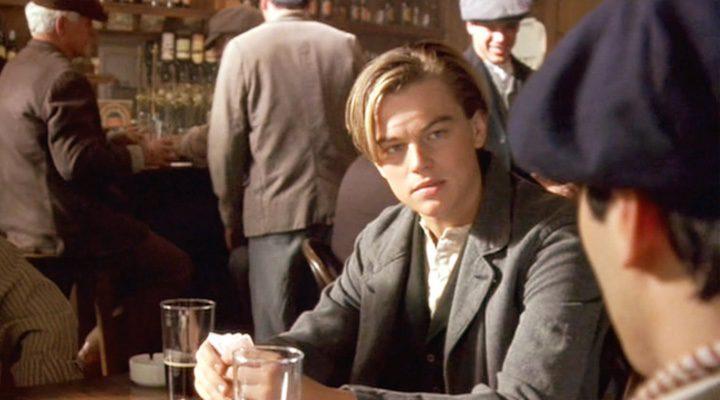 Jack Dawson antes de subir al Titanic