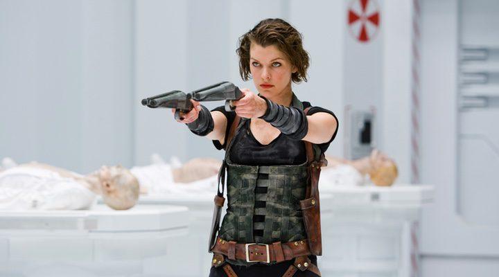 Milla Jovovich en 'Resident Evil'