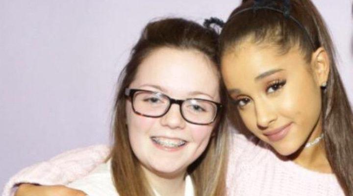 Georgina y Ariana Grande