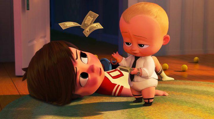 'El bebé jefazo' éxito en taquilla