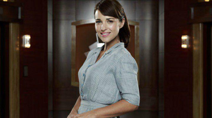 Paula Echevarría como su personaje en 'Velvet'