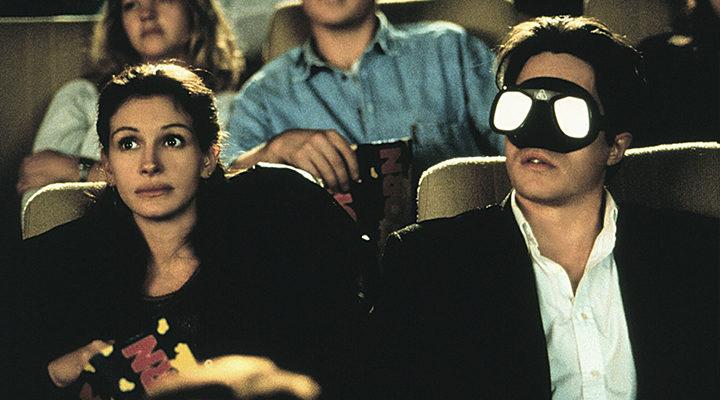 Julia Roberts y Hugh Grant en 'Notting Hill'