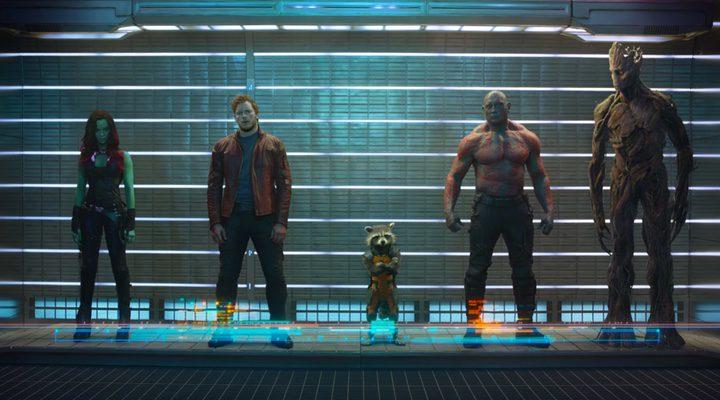 'Guardianes de la galaxia' detenidos