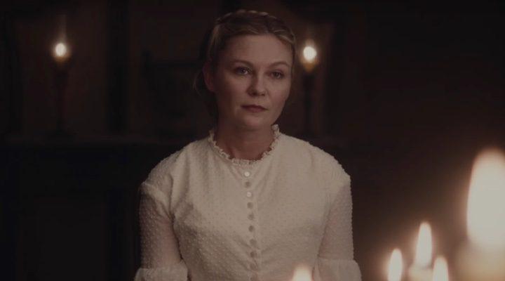 Kirsten Dunst en 'La Seducción'