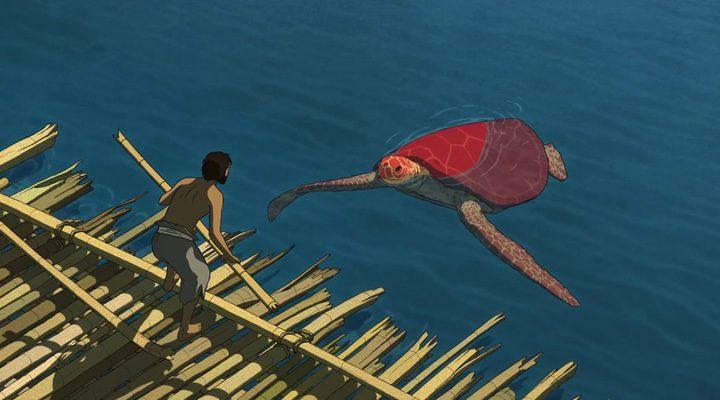 'La tortuga roja' en dvd y blu-ray