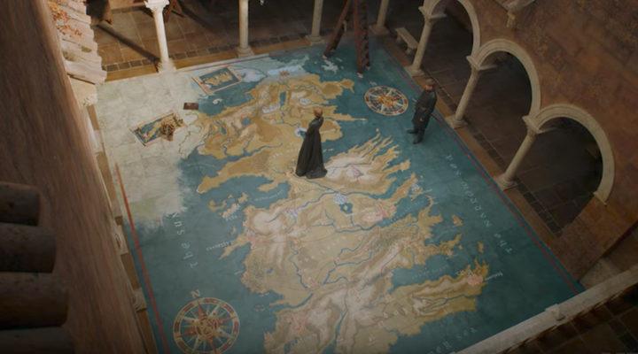 Cersei y Jaime, tráiler temporada 7
