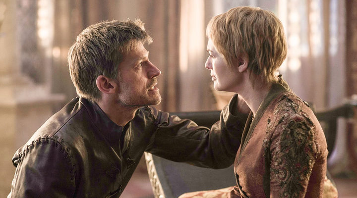 Jaime y Cersei temporada 6