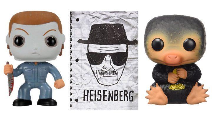 Las mejores ofertas en Merchandising: 'El señor de los Anillos', 'Halloween', 'Breaking Bad'