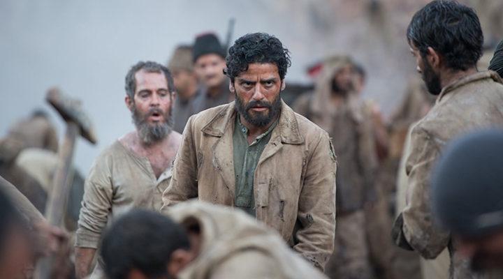 Oscar Isaac en 'La promesa'