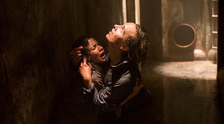 Fotograma de la tercera temporada de 'Fear The Walking Dead'