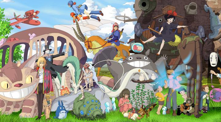 'Studio Ghibli'