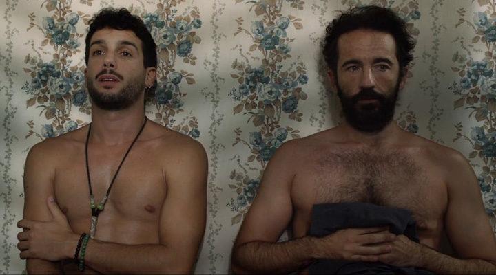 Jonás Berami y Pepe Ocio en 'Como la espuma'