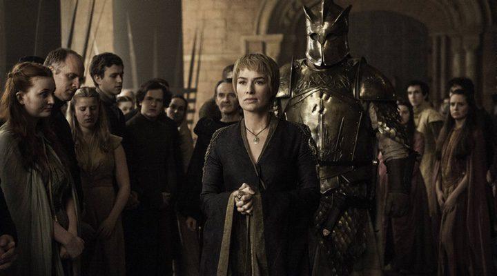 Cersei en 'Juego de Tronos'