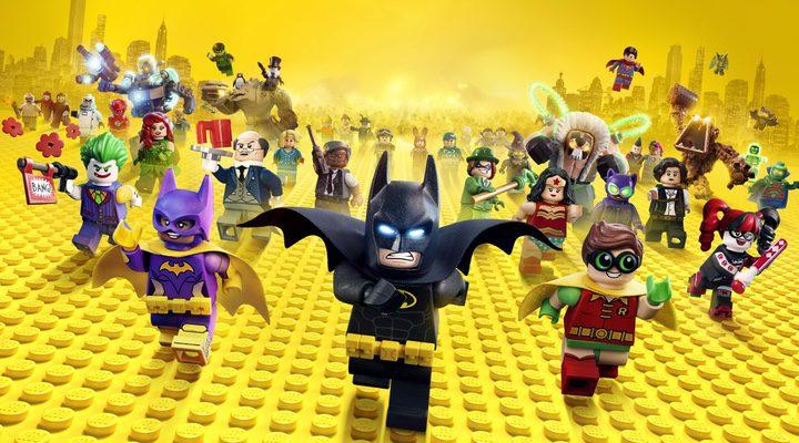 Foto portada de 'Batman La LEGO Película