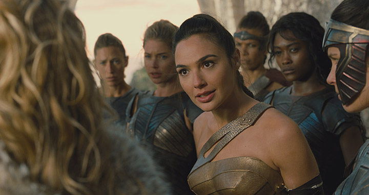Gal Gadot es Wonder Woman