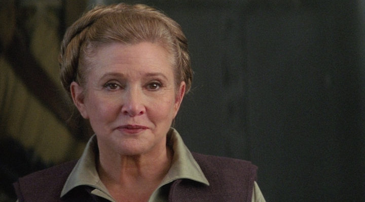 'Carrie Fisher'