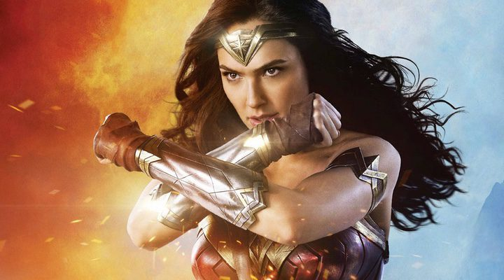 Foto promocional Wonder Woman