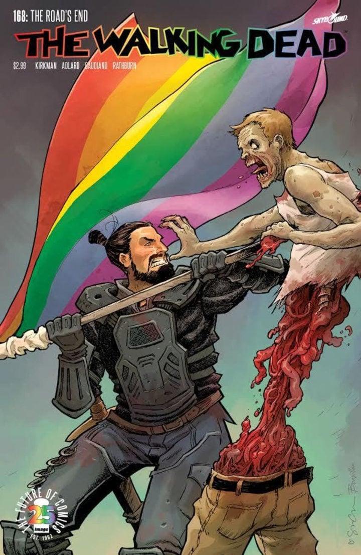 'The Walking Dead Pride'