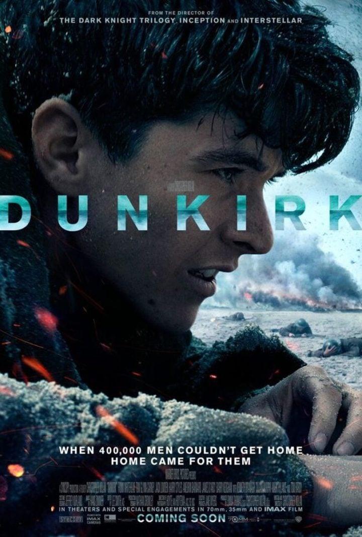 Póster de 'Dunkerque'