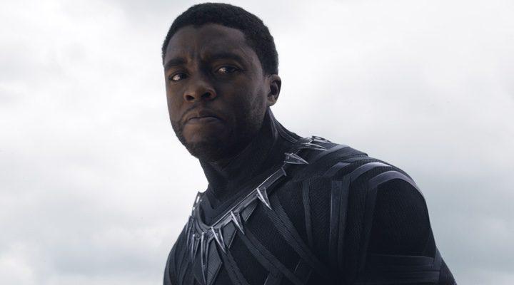 Black Panther fotograma