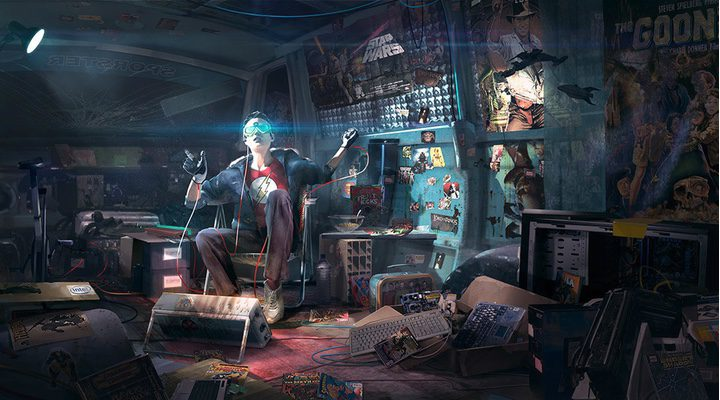 Ready Player One imagen oficial