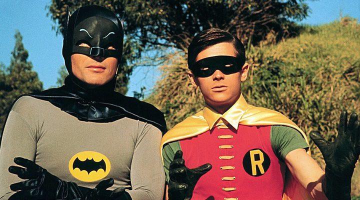 Adam West como Batman