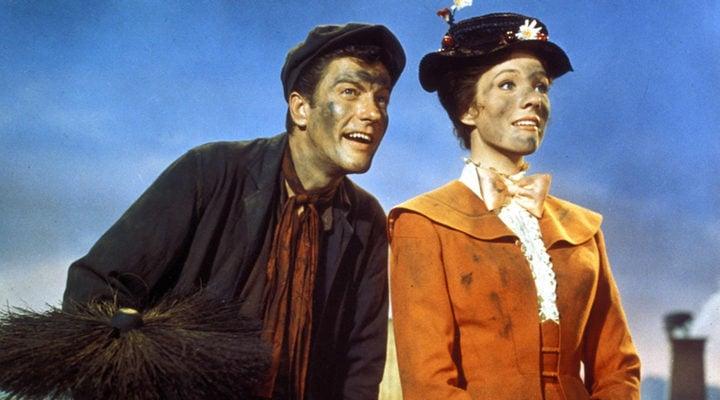 'Mary Poppins' Mary y Bert